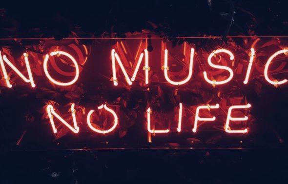Spotify Brand No Music No Life